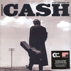 JOHNNY CASH The Legend - 2xLP 180g