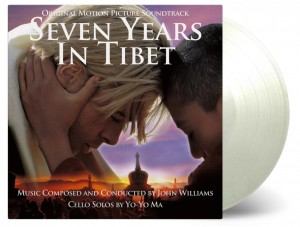 John Williams SEVEN YEARS IN TIBET 2xLP 180g SNOW WHITE VINYL (MOVATM086)