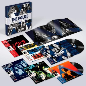 POLICE Every Move You Make: the Studio Recordings (6xLP BOX)