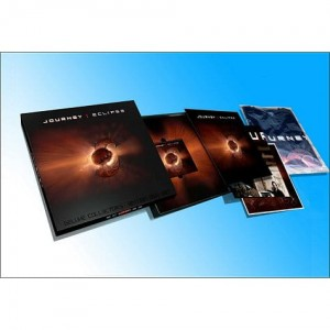 JOURNEY Eclipse BOX 2LP+CD+T-shirt