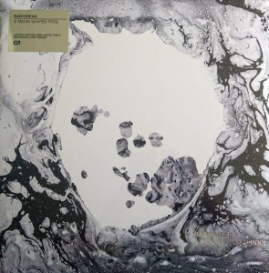 RADIOHEAD A Moon Shaped Pool - 180g LIMITED WHITE 2xLP
