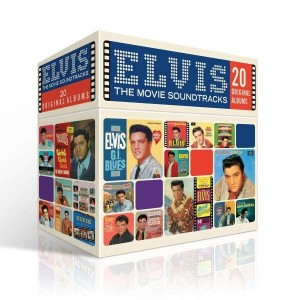 ELVIS PRESLEY The Movie Soundtracks 20xCD BOX