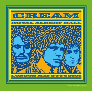 CREAM Royal Albert Hall 2005 (3xLP)