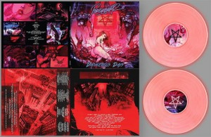 PERTURBATOR Dangerous Days 2xLP glow in the dark vinyl