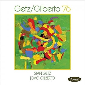 Stan Getz & Joao Gilberto '76 180g LIMITED LP numbered
