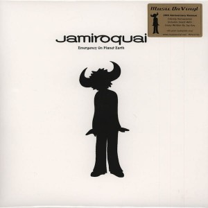 JAMIROQUAI Emergency On Planet Earth 2xLP 180g MOVLP729