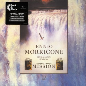 ENNIO MORRICONE Mission - (LP- HQ 180g 2016)