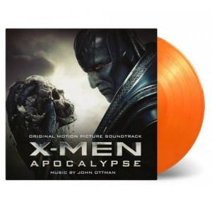 JOHN OTTMAN  X-Men Apocalypse * ORANGE NUMBERED 2xLP (MOVATM114)