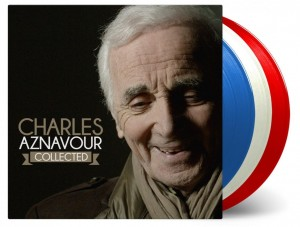 CHARLES AZNAVOUR Collected 3xLP COLOR (MOVLP1924)