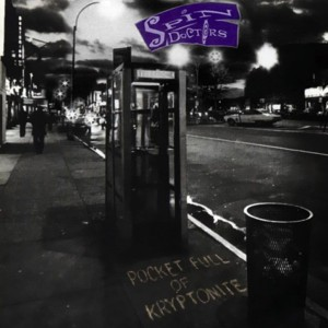 SPIN DOCTORS Pocket Full of Kryptonite - US LP