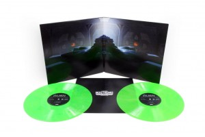 Jerry Goldsmith ALIEN - 180g 2xLP (ACID BLOOD GREEN)