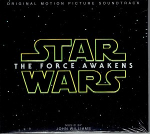 JOHN WILLIAMS STAR WARS Force Awakens KOREA DELUXE CD