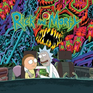 RICK & MORTY Rick and Morty Soundtrack