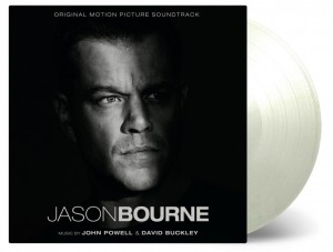 JOHN POWELL DAVID BUCKLEY Jason Bourne 180g COLOR 2xLP (MOVATM129)