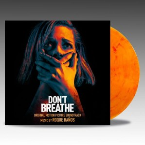 DON'T BREATHE (OST) by Roque Banos (COLOUR 2xLP)