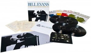 BILL EVANS Complete Village Vanguard 1961 - 4xLP BOX