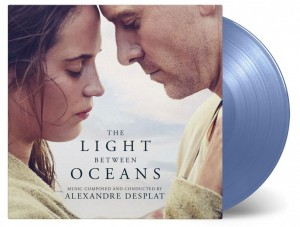 ALEXANDRE DESPLAT LIGHT BETWEEN OCEANS 180g numbered 2xLP