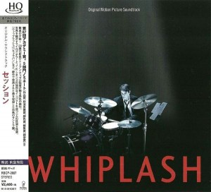 Justin Hurwitz WHIPLASH OST - JAPAN HQCD (RBCP-2887) - not sealed