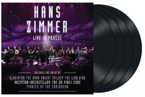HANS ZIMMER Live In Prague (LIMITED 4LP BOX) Koncert w Pradze