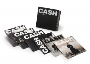 JOHNNY CASH American Recordings BOX 7xLP (US EDITION)
