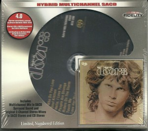Best of the Doors HYBRID SACD QUAD MULTICHANNEL 4.0