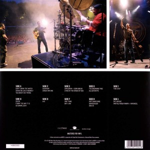 DAVE MATTHEWS BAND Europe 2009 (5xLP+3xCD)
