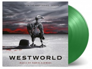 RAMIN DJAWADI Westworld Season 2 (1xLP GREEN)