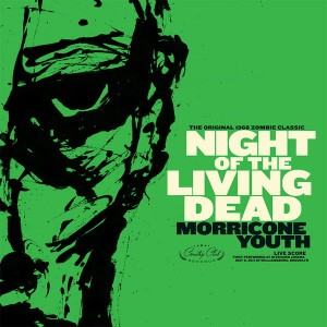 MORRICONE YOUTH Night Of The Living Dead ORANGE LP