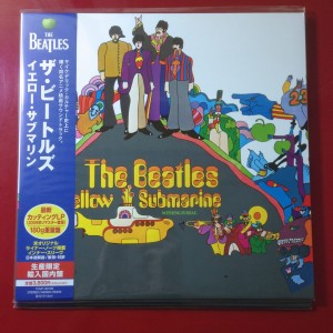 THE BEATLES Yellow Submarine * SEALED JAPAN 180g VINYL out-of-print TOJP-60192