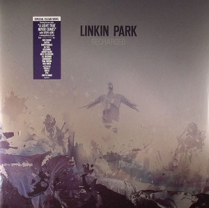 LINKIN PARK Recharged (2LP CLEAR VINYL)