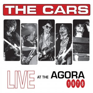 RSD17 THE CARS Live at the Agora 1978 Vinyl 2xLP