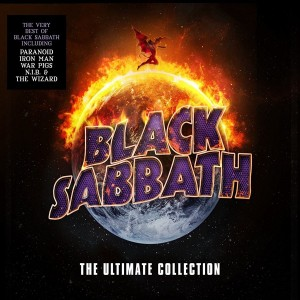 BLACK SABBATH The Ultimate Collection (4xLP BOX)