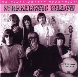 JEFFERSON AIRPLANE Surrealistic Pillow (UDSACD 2175)