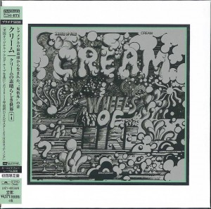 CREAM Wheels Of Fire SHM CD HRcut platinum UICY-40038