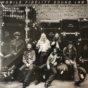 The Allman Brothers Band At Fillmore East MFSL 2-434