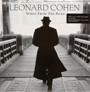 LEONARD COHEN Songs From The Road - Live 2x180g (MOVLP193)