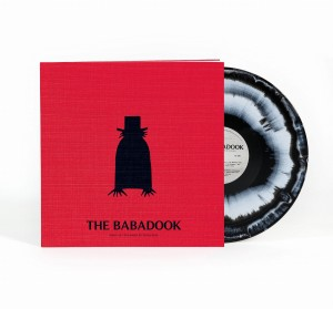 JED KURZEL The Babadook 2xLP colored vinyl 45rpm 180g
