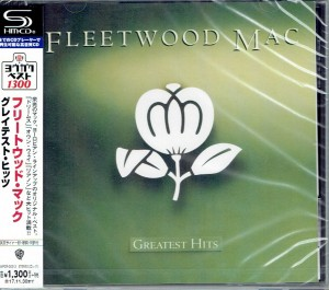 Fleetwood Mac Greatest Hits JAPAN SHM- WPCR-26212