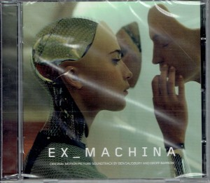 BEN SALISBURY AND GEOFF BARROW Ex Machina 2xCD