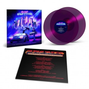 The Rise of the Synths COLLECTORS EDIT COLOR 2xLP
