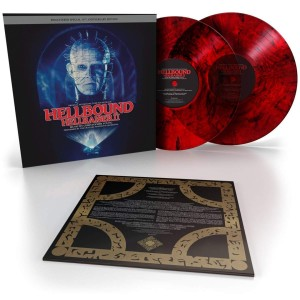 CHRISTOPHER YOUNG Hellbound Hellraiser II (2xLP RED VINYL)