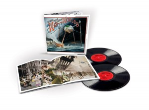 Jeff Wayne's Musical Version Of The War Of The Worlds (2x180g)