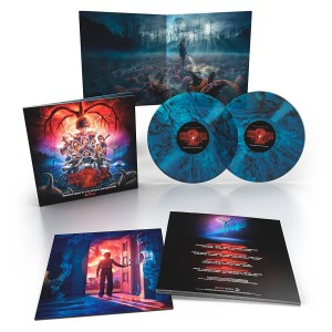 Stranger Things 2 'The Upside Down Inter-Dimensional' Vinyl 2xLP
