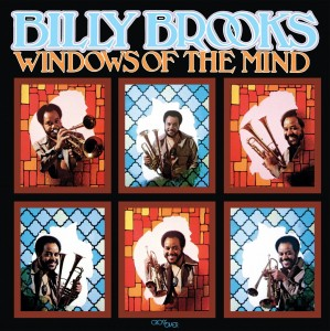 BILLY BROOK  Windows Of The Mind