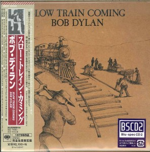 BOB DYLAN Slow Train Coming JAPAN BluSpecCD2 SICP-30500