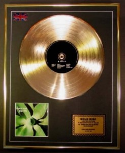 DEPECHE MODE Exicter gold LP DISPLAY limit=50szt