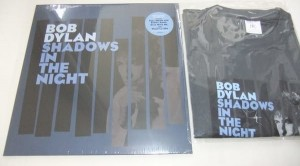 BOB DYLAN Shadows In The Night LP+CD+T-SHIRT