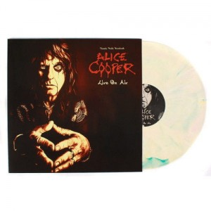 Alice Cooper: Live On Air - SPERM-COLOURED LP limited