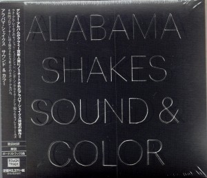 ALABAMA SHAKES Sound & Color JAPAN CD DIGIPAK  BGJ-10237
