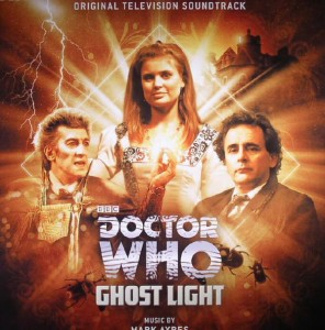 MARK AYRES Doctor Who: Ghost Light 180LP SILLP1372
